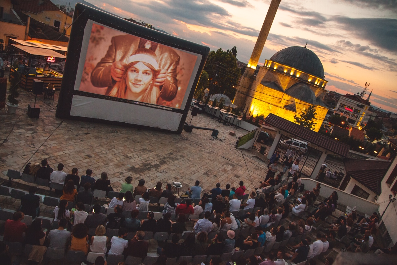 THE FILM FESTIVAL THAT BRINGS 50,000 VISITORS TO A SMALL CITY IN KOSOVO