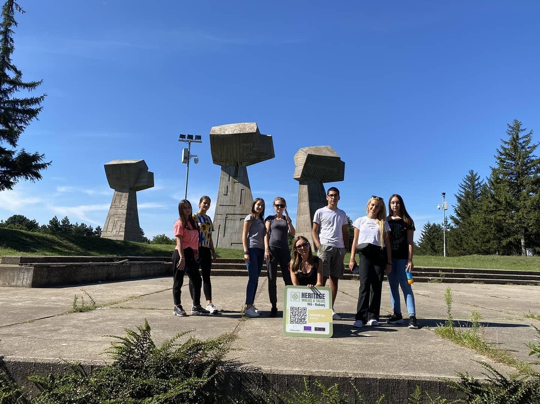 A walk through Western Balkans cultural heritage